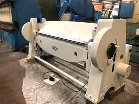 Fasti 2040 x 2 mm, Hydraulic & Mechanical  folding presses