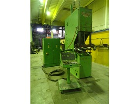 Haeusler Flanging machine, Flanging presses