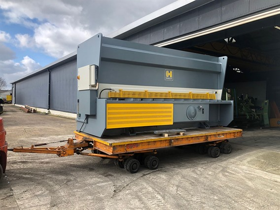 Loading cart, 40 ton - 5000 x 2492 mm