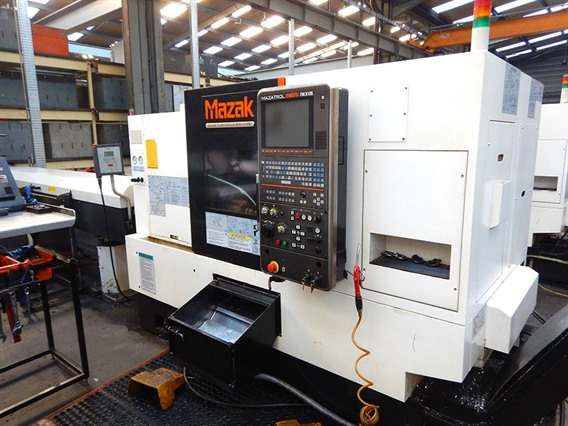 Mazak, Quick Turn Nexus 200-II MS Ø 380 mm CNC