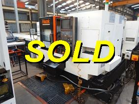 Mazak Quick Turn Nexus 200-II MS Ø 380 mm CNC, CNC Draaibanken