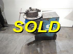 Commercy welding manipulator, Turning gears - Positioners - Welding dericks & -pinchtables