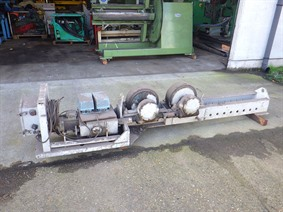 Saf EBM 10 ton, Turning gears - Positioners - Welding dericks & -pinchtables