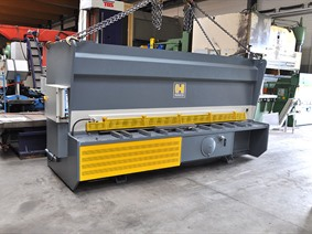Haco HSL 4050 x 16 mm, Hydraulic guillotine shears