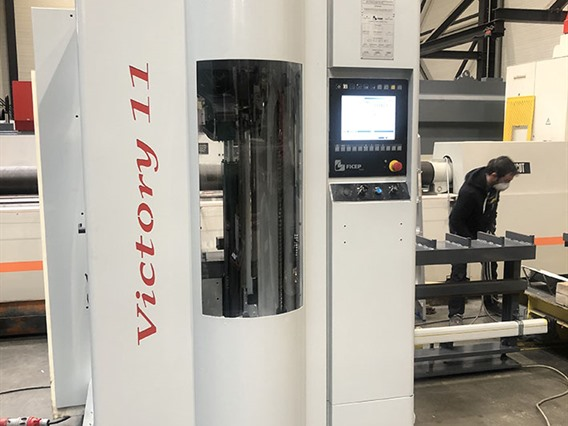 Ficep, Victory 11 CNC drilling line