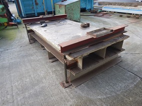 Table 3000 x 1500 mm, Tables & Floorplates