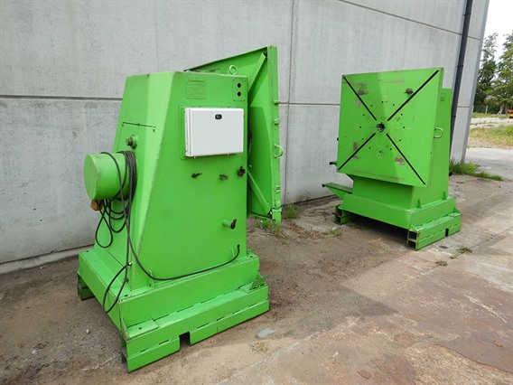 Tehag, welding manipulators 12 ton