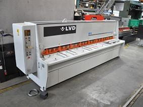 LVD IST-E 4100 x 6 mm CNC, Hydraulic guillotine shears