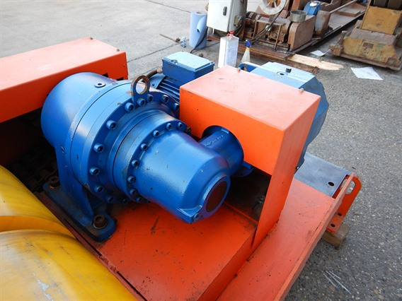 Cerdi, Turning gear 120 ton