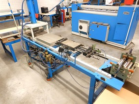 Festo Decoiling & punching line, Decoiling + / or Roll forminglines
