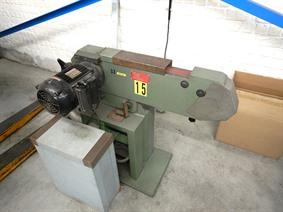 ZM sanding belt, Machines a bandes abrasives