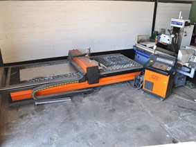 CR Electronic Europa plasma 4000 x 1500 mm, Gas cuttingmachines (gas + plasma)