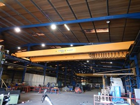 ADC 10 ton x 20 950 mm, Conveyors, Overhead Travelling Crane, Jig Cranes