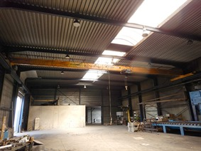 ADC 2 ton x 20 380 mm, Conveyors, Overhead Travelling Crane, Jig Cranes