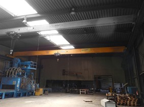 ADC 5 ton x 20 380 mm, Conveyors, Overhead Travelling Crane, Jig Cranes