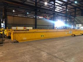 ADC 16 ton x 20 950 mm, Conveyors, Overhead Travelling Crane, Jig Cranes