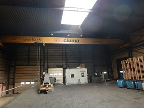 Cluma 5 ton x 20 950 mm, Ponts Roulants, Palans & Grues