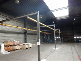 Hanging rail with structure 1 ton, Conveyors, Overhead Travelling Crane, Jig Cranes