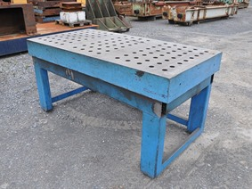 Table 2050 x 1020 x 200 mm, Tables & Floorplates