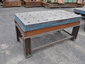 Table 2000 x 1000 x 145 mm, Tables & Floorplates