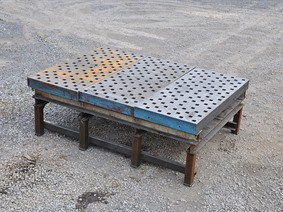 Tables 3x 2000 x 910 mm, Tables & Floorplates