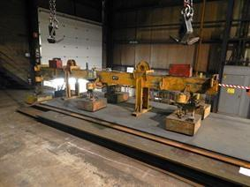 ZM lifting magnet, Ponts Roulants, Palans & Grues