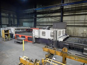 Bystronic Bystar 4025 8000 x 2500 mm - 4200 Watt, Lasersnijmachines
