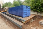 Widra, weighbridge for containers