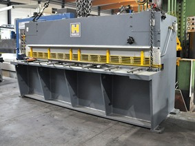 Haco-Metal 3100 x 6 mm, Hydraulic guillotine shears