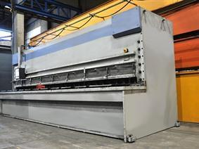 Baykal HNC 6100 x 6 mm CNC, Hydraulic guillotine shears
