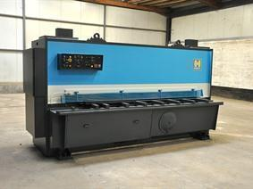 Haco HSL 3050 x 10 mm CNC, Hydraulic guillotine shears