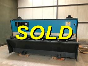 Haco PS 3050 x 10 mm CNC, Hydraulic guillotine shears
