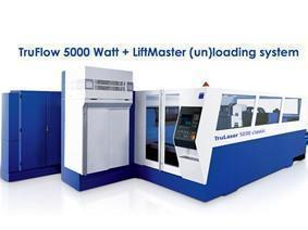 Trumpf TruLaser 3000 x 1500 mm 5000 Watt, Laser cutting machines