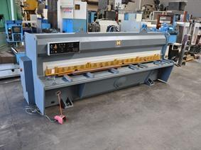 Haco TSL 4100 x 6 mm CNC, Hydraulic guillotine shears
