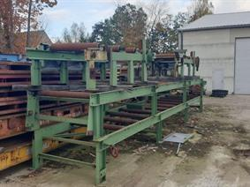 Chain Driven Roller Conveyor 1060 mm, Różne