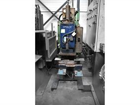 Gury 15 ton, Open gap presses