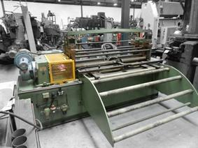 STAM 1,5/2 -1500, Coiler straightening machines