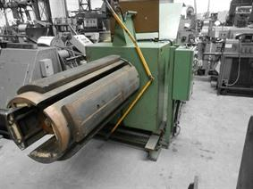 STAM hydr. 1500 x 2mm, Decoiling + / or Roll forminglines