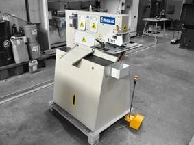 Kingsland 40 Compact, Stamping & punching press thin metalsheet