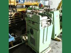 Weingarten RA 32, Coiler straightening machines