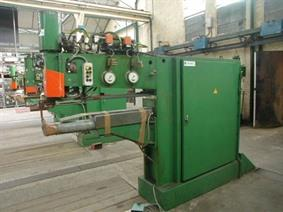 Sciaky 266T6, Point- & seamweldingmachines