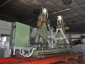 Bombled Felsmachine, Hor+Vert profilemachines, section bending rolls & seam makingmachines