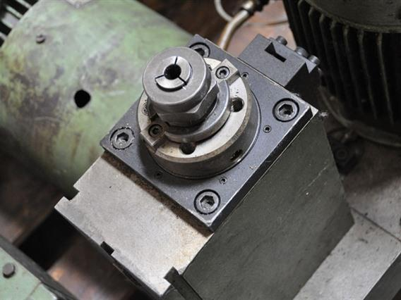 Drilling, & milling unit