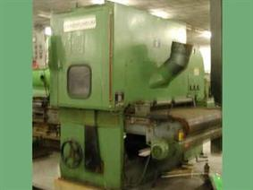 Carborundum , Abrasive band grinding machines