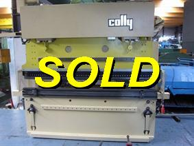 Colly PP 170T x 3050 CNC, Hydraulic press brakes