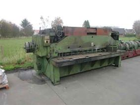 WMW 3100 x 6 mm, Mechanical guillotine shears