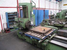Cornac C100 - X:1500 - Y:1000 - Z:870mm, Table type borers