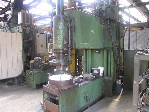 2 me main bottompress phc 5 100 ton n 2847 for 2eme main machine a coudre