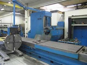 SHW UF 4 CNC X:3000 - Y:1250 - Z:1400 mm , Bedfreesmachines / Beweegbare tafel conventioneel & CNC