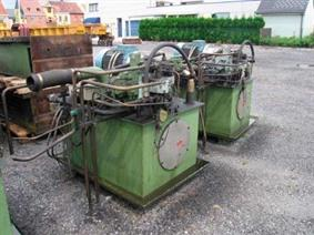 Hydraulic Unit 22 kW, Varia